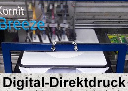 Text Digital-Direktdruck, Korit Bild