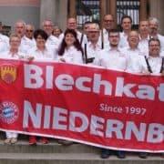 """Bayern München Fanclub """"Blechkatzen Niedernberg"""""""