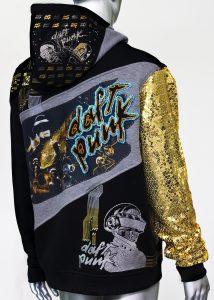 Daftpunk - Gewinnershirt 2014 - Golden Shirt Award_ZEGO