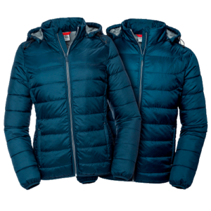 Russel insulated Nano Hooded Jacket bei ZEGO